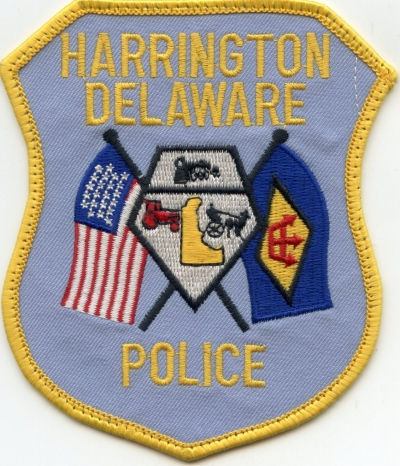 DE Harrington Police001