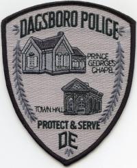 DE Dagsboro Police001
