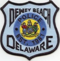 DE Dewey Beach Police001