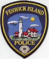 DE Fenwick Island Police002