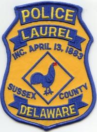 DE Laurel Police001