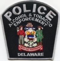 DE Delaware Alcohol and Tobacco Enforcement Police001