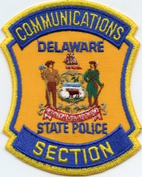 DE Delaware State Police Communications001