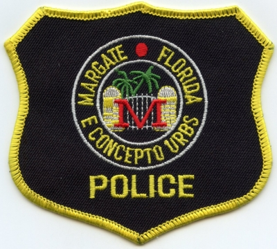 FL,Margate Police002