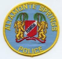 FL,Altamonte Springs Police