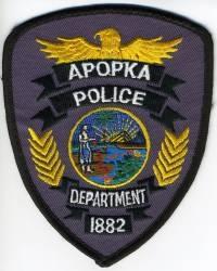 FL,Apopka Police002