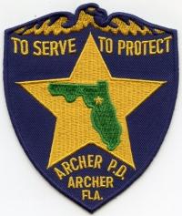 FL,Archer Police001