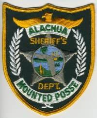 FL,A,Alachua County Sheriff Mounted006