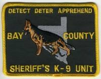 FL,A,Bay County Sheriff K-9002