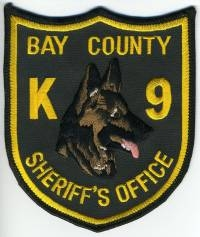 FL,A,Bay County Sheriff K-9003