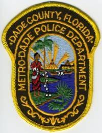 TRADE,FL,Dade County Police003