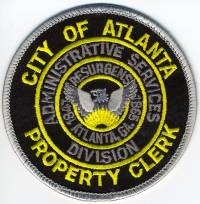 GA,ATLANTA Property Clerk001