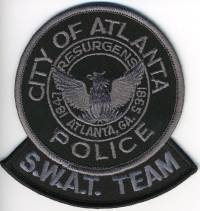 GA,ATLANTA SWAT Team003