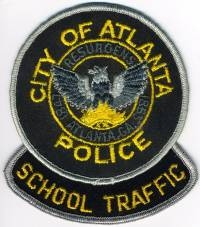 GA,ATLANTA School Traffic002
