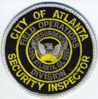 GA,ATLANTA Security Inspector001