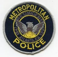 .GA,AATLANTA Atlanta Metropolitan Police001