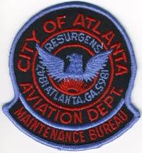GA,ATLANTA Aviation Dept001