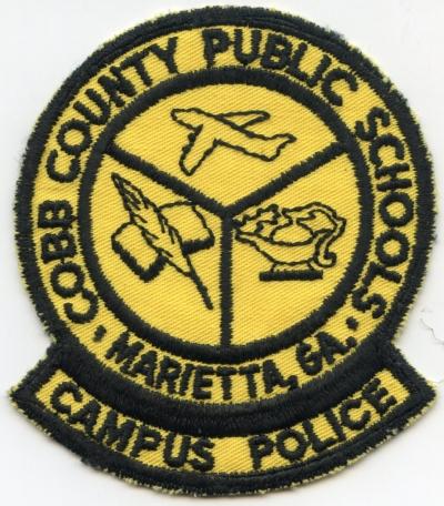 GA,Cobb County Public Schools Campus Police 00