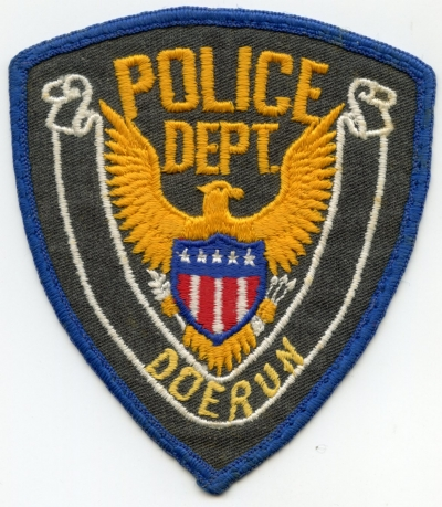 GA,Doerun Police