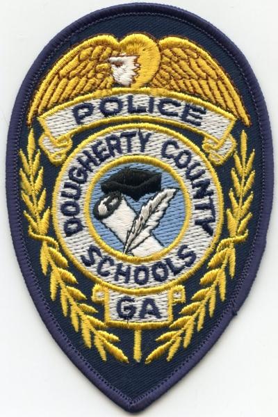 GA,Dougherty County Schools Police001
