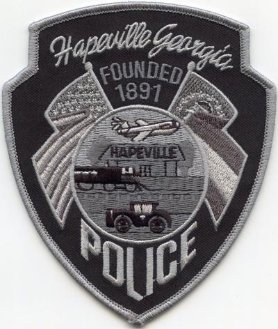 GAHapeville-Police006