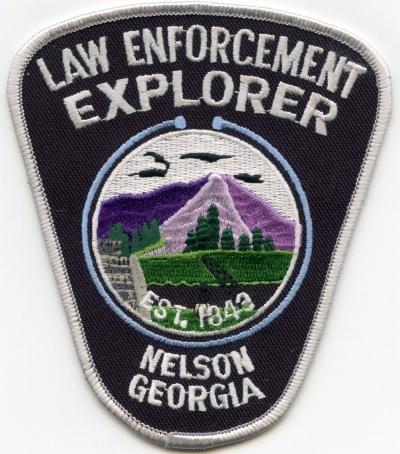 GA,Nelson Police Explorer001