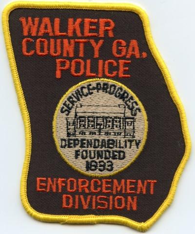 GA,Walker County Police001