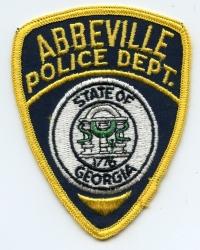 GA,ABBEVILLE POLICE002