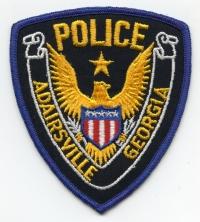 GA,ADAIRSVILLE POLICE002