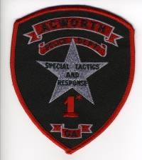 GA,Acworth Police SWAT003