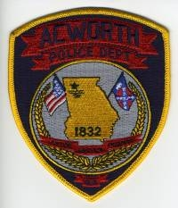 GA,Acworth Police002