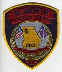 GA,Acworth Police002