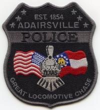 GA,Adairsville Police005
