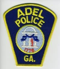 GA,Adel Police001