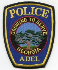 GA,Adel Police002