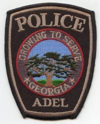 GA,Adel Police003