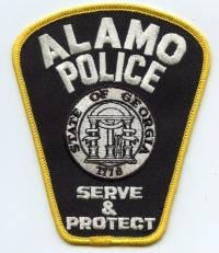 GA,Alamo Police001