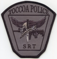 GA,Toccoa Police SRT001
