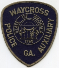 GA,Waycross Police Auxiliary001