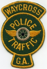 GA,Waycross Police Traffic001