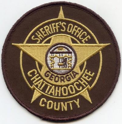 GA,A,Chattahoochee County Sheriff002