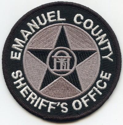 GA,A,Emanuel County Sheriff003