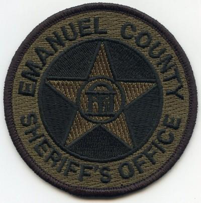 GA,A,Emanuel County Sheriff004