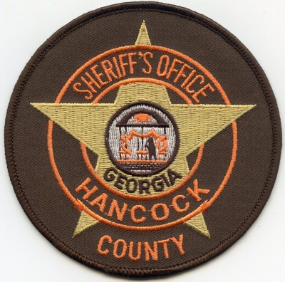 GA,A,Hancock County Sheriff001