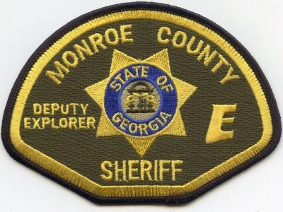 GA,A,Monroe County Sheriff Explorer001