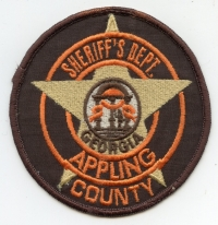 GA,A,Appling County Sheriff002