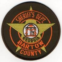GA,A,Bartow County Sheriff001