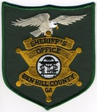 GA,A,Ben Hill County Sheriff