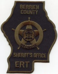GA,A,Berrien County Sheriff ERT001