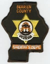 GA,A,Berrien County Sheriff001
